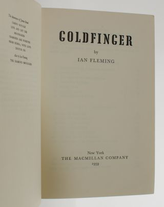 Image 4 of 6 for Goldfinger