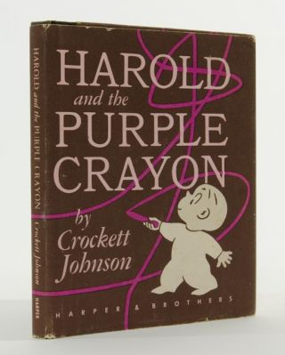 Image 1 of 6 for Harold and the Purple Crayon