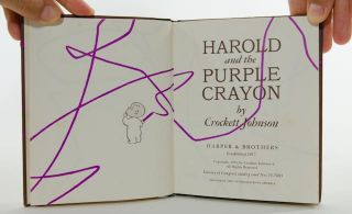 Image 5 of 6 for Harold and the Purple Crayon