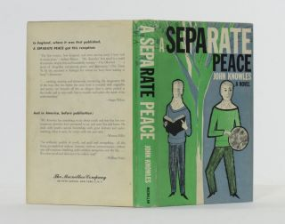 Image 2 of 5 for A Separate Peace (Signed first edition