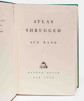 Atlas Shrugged (Presentation copy)