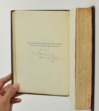 The Writings of Mark Twain (Autograph edition)