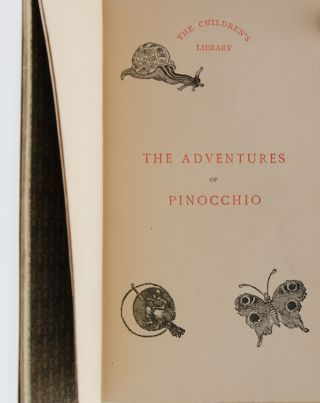 Image 6 of 7 for The Story of a Puppet, or The Adventures of Pinocchio