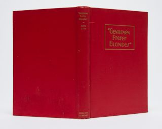 Image 4 of 8 for Gentlemen Prefer Blondes (Signed First Edition