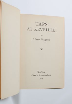 Taps at Reveille (Signed First edition)