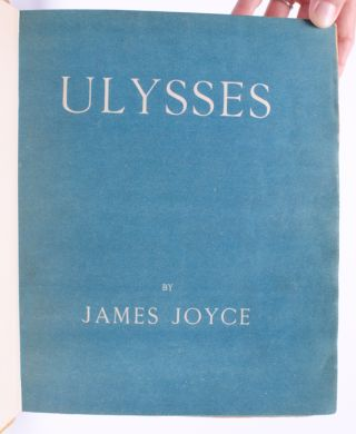Image 5 of 6 for Ulysses (Signed