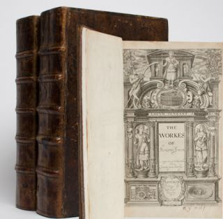 Image 1 of 6 for The Workes of Benjamin Jonson. [together with] The Workes of Benjamin Jonson....