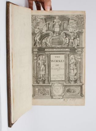 Image 3 of 6 for The Workes of Benjamin Jonson. [together with] The Workes of Benjamin Jonson....