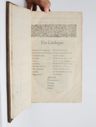 Image 5 of 6 for The Workes of Benjamin Jonson. [together with] The Workes of Benjamin Jonson....