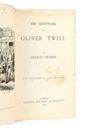 Image 5 of 7 for The Second Illustrated Library Edition of Dickens' Works (in 30 volumes) - with...