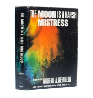 Image 1 of 7 for The Moon is a Harsh Mistress