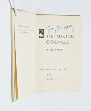 The Martian Chronicles (Signed twice)