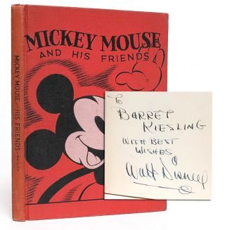 Image 1 of 7 for Mickey Mouse and His Friends (Association copy