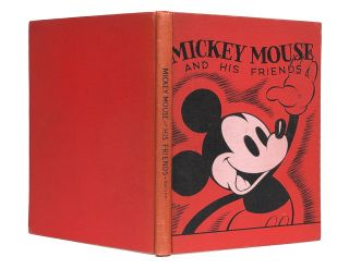 Image 2 of 7 for Mickey Mouse and His Friends (Association copy
