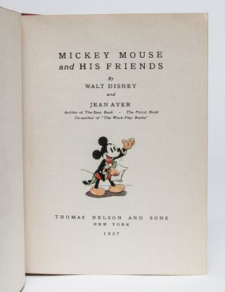 Image 5 of 7 for Mickey Mouse and His Friends (Association copy