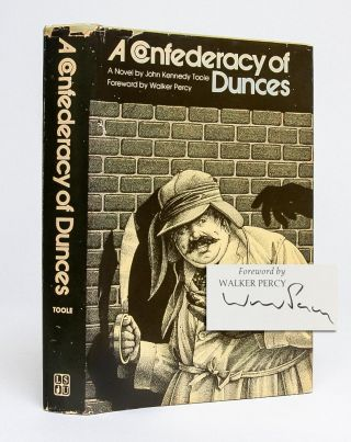 Image 1 of 6 for A Confederacy of Dunces (Signed by Percy