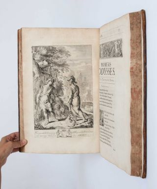 Image 9 of 9 for Homer his Odysses translated, adorn'd with sculpture, and illustrated with...