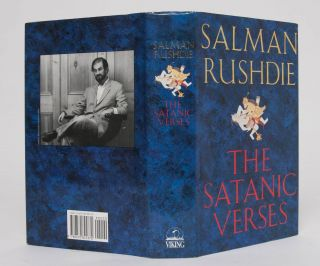 The Satanic Verses (Signed First Edition)