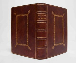 Image 2 of 9 for The Decameron Containing an hundred pleasant novels. Wittily discoursed, between...