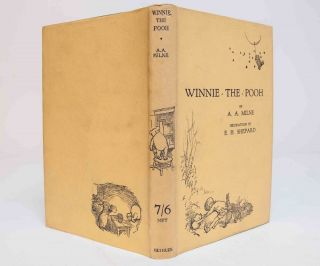 Image 5 of 13 for THE POOH BOOKS, Including: When We Were Very Young; Winnie-the-Pooh; Now We Are...