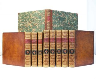 Image 1 of 18 for Complete set of Cook's Voyages: An Account of the Voyages undertaken by the...