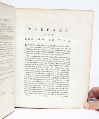 Image 4 of 18 for Complete set of Cook's Voyages: An Account of the Voyages undertaken by the...