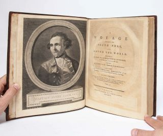 Image 7 of 18 for Complete set of Cook's Voyages: An Account of the Voyages undertaken by the...