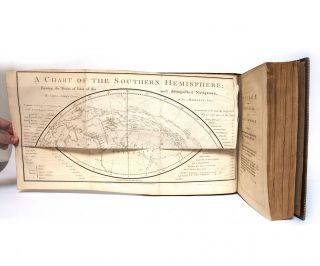 Image 8 of 18 for Complete set of Cook's Voyages: An Account of the Voyages undertaken by the...