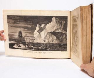 Image 9 of 18 for Complete set of Cook's Voyages: An Account of the Voyages undertaken by the...