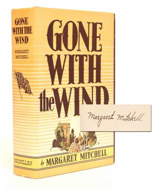 Image 1 of 9 for Gone with the Wind (Signed First Edition