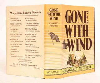 Image 2 of 9 for Gone with the Wind (Signed First Edition