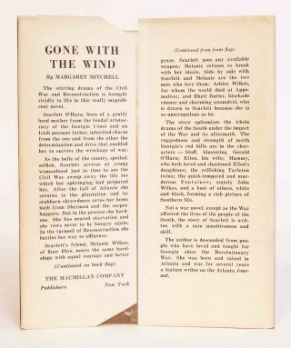 Image 3 of 9 for Gone with the Wind (Signed First Edition