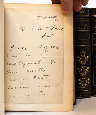 The Writings of Oscar Wilde (Autograph Edition)