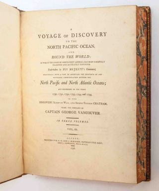 Image 6 of 13 for A Voyage of Discovery to the North Pacific Ocean, and round the World&hellip