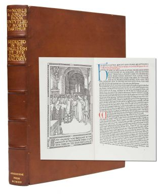 Image 1 of 10 for The Noble and Joyous Book entytled Le Morte d'Arthur