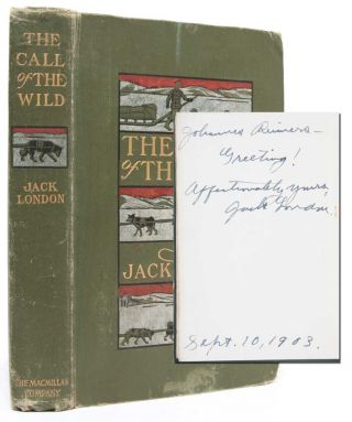 Image 1 of 10 for The Call of the Wild (Signed Presentation Copy