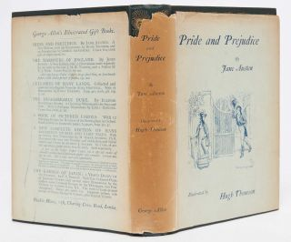 Pride and Prejudice (in dust jacket)