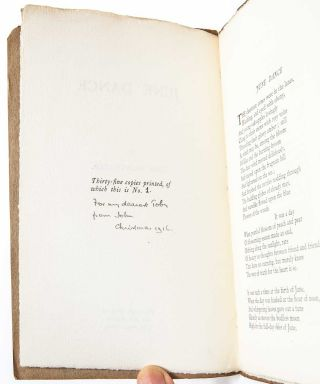 Image 4 of 8 for Small archive of 10 books inscribed for his wife and also signed by her