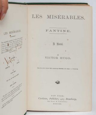 Les Miserables (in 5 volumes)