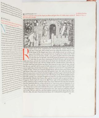 Image 6 of 9 for The Noble and Joyous Book entytled Le Morte d'Arthur