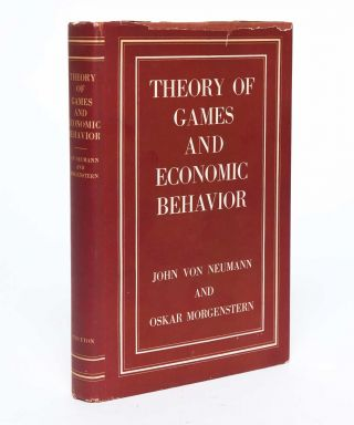 Image 1 of 9 for Theory of Games and Economic Behavior