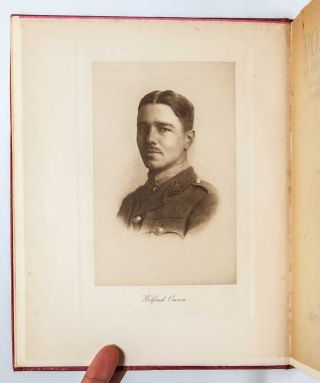 Poems by Wilfred Owen. With an Introduction by Siegfried Sassoon