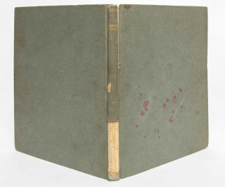 """Signed letter from the American publisher of his book """"Poems by Wilfred Owen."""""""