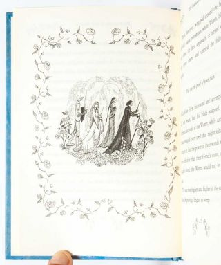 The Tales of Beedle the Bard (Inscribed First Edition)