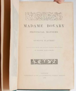 Image 5 of 7 for Madame Bovary