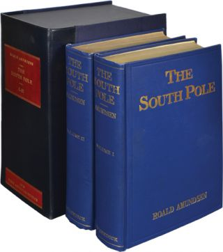 "The South Pole: An Account of the Norwegian Antarctic Expedition in the ""Fram,"" 1910-1912 (First American Edition, two volumes)"