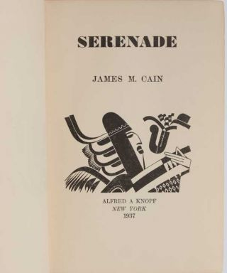 Serenade (Inscribed)