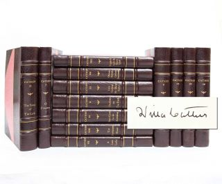Image 1 of 4 for The Novels and Stories of Willa Cather: Autograph Edition
