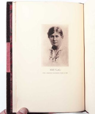 Image 3 of 4 for The Novels and Stories of Willa Cather: Autograph Edition