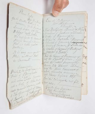 Image 4 of 5 for Receipt Book, 1874…1883, 1885